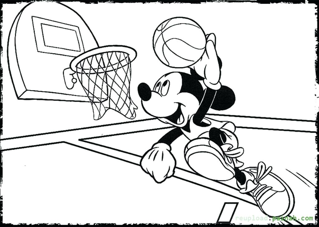 1024x728 Basketball Coloring Pages Basketball Coloring Pages Stephen Curry