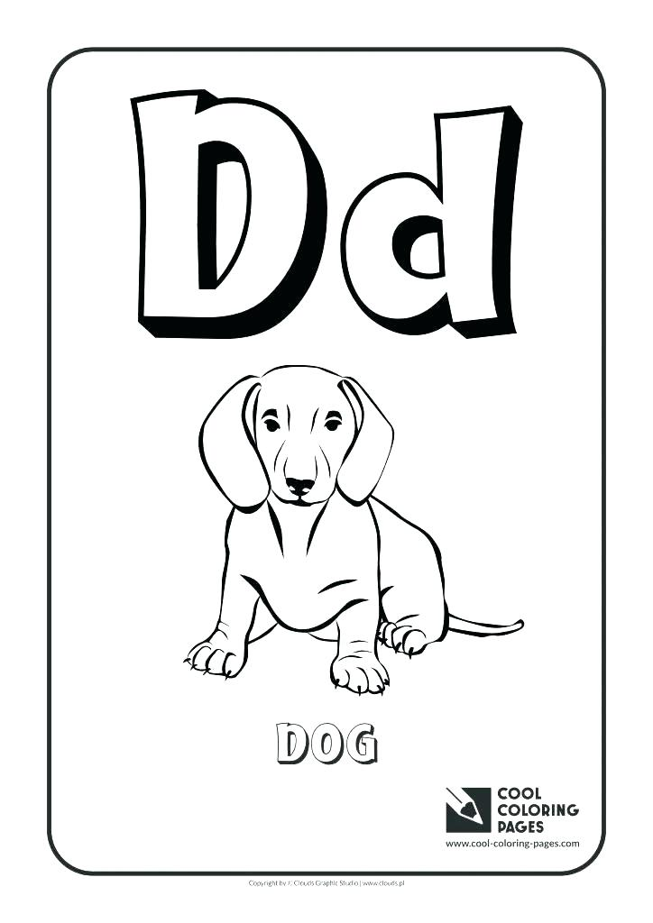 724x1024 D Coloring Page My Letter D Coloring Page Coloring Pages For Kids