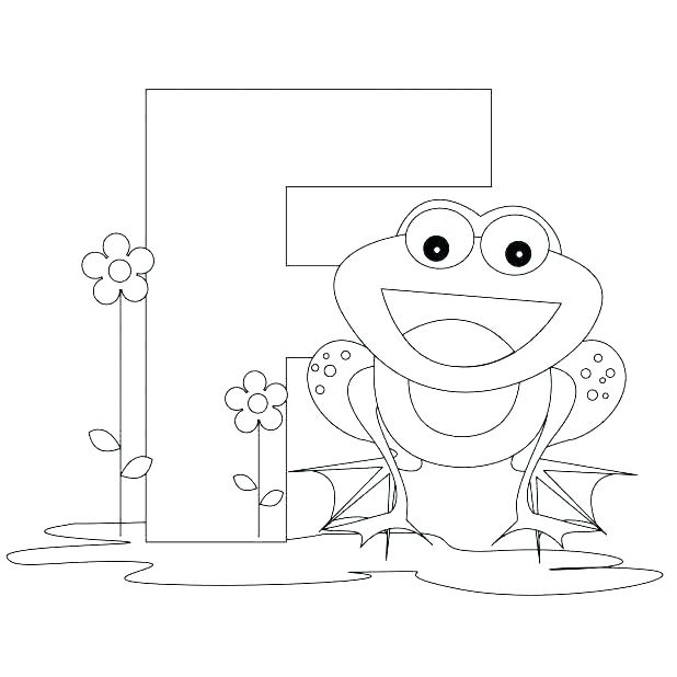 618x618 D Coloring Page Free Printable Letter D Coloring Pages The Letter