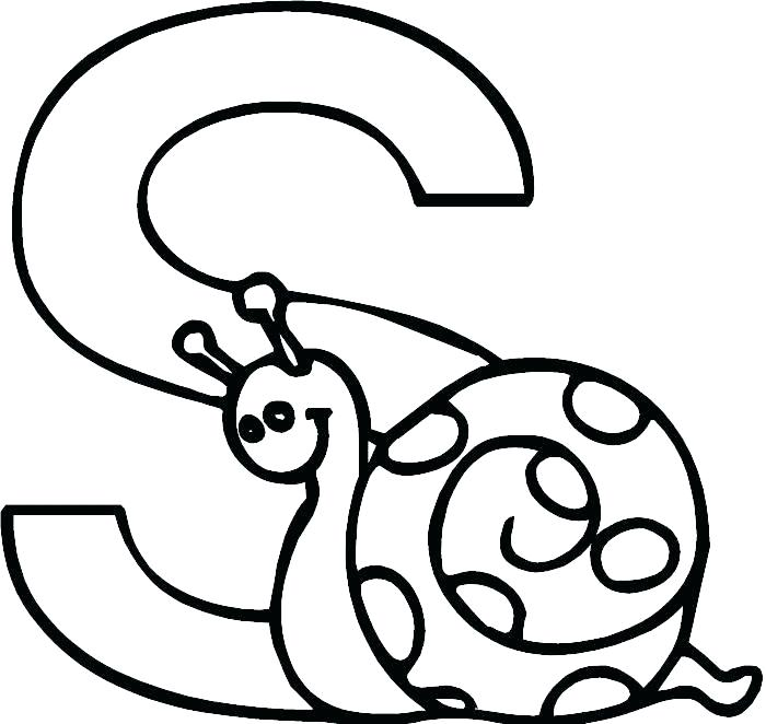700x662 Letter S Coloring Pages As Well As S Is For Snake Letter S Letter