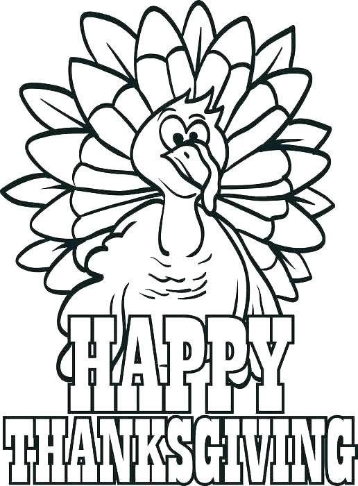 516x700 Coloring Pages Of A Turkey Coloring Pages Turkey Turkey Coloring