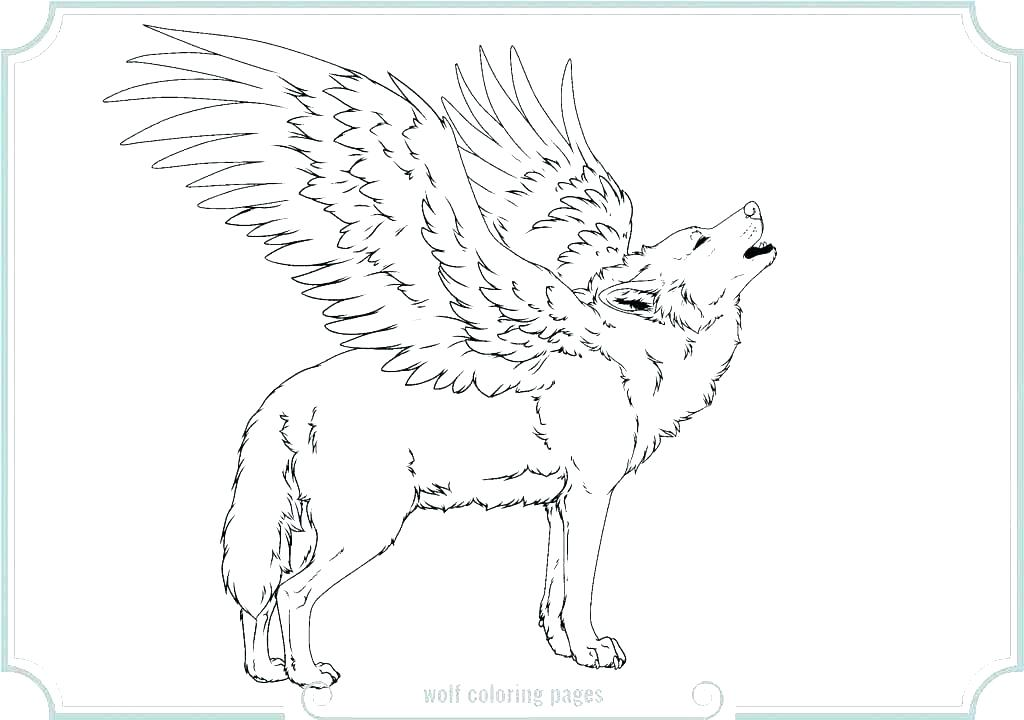 1024x720 Wolf Pictures To Color Together With Howling Wolf Coloring Pages
