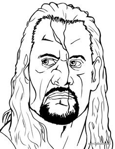 236x305 Wwe Coloring Pages Lovely Wrestlers Printable Wrestling Wwe