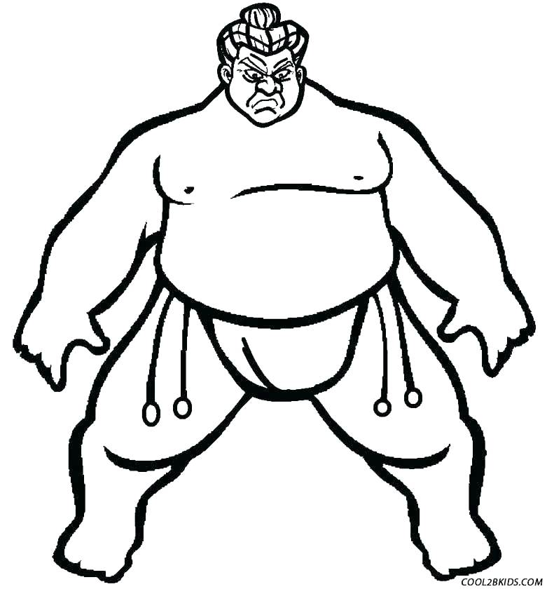 781x840 Coloring Pages Wwe