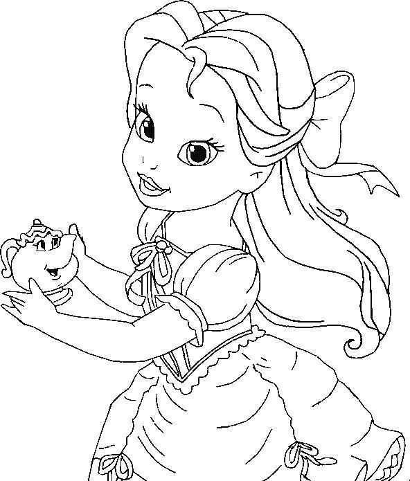 592x695 Disney Coloring Book Online