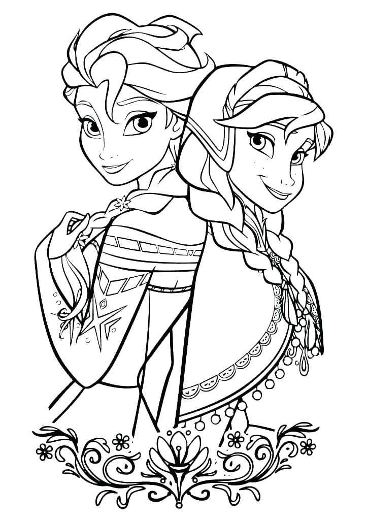 723x1024 Disney Coloring Pages To Color Online Free Coloring Pages Online