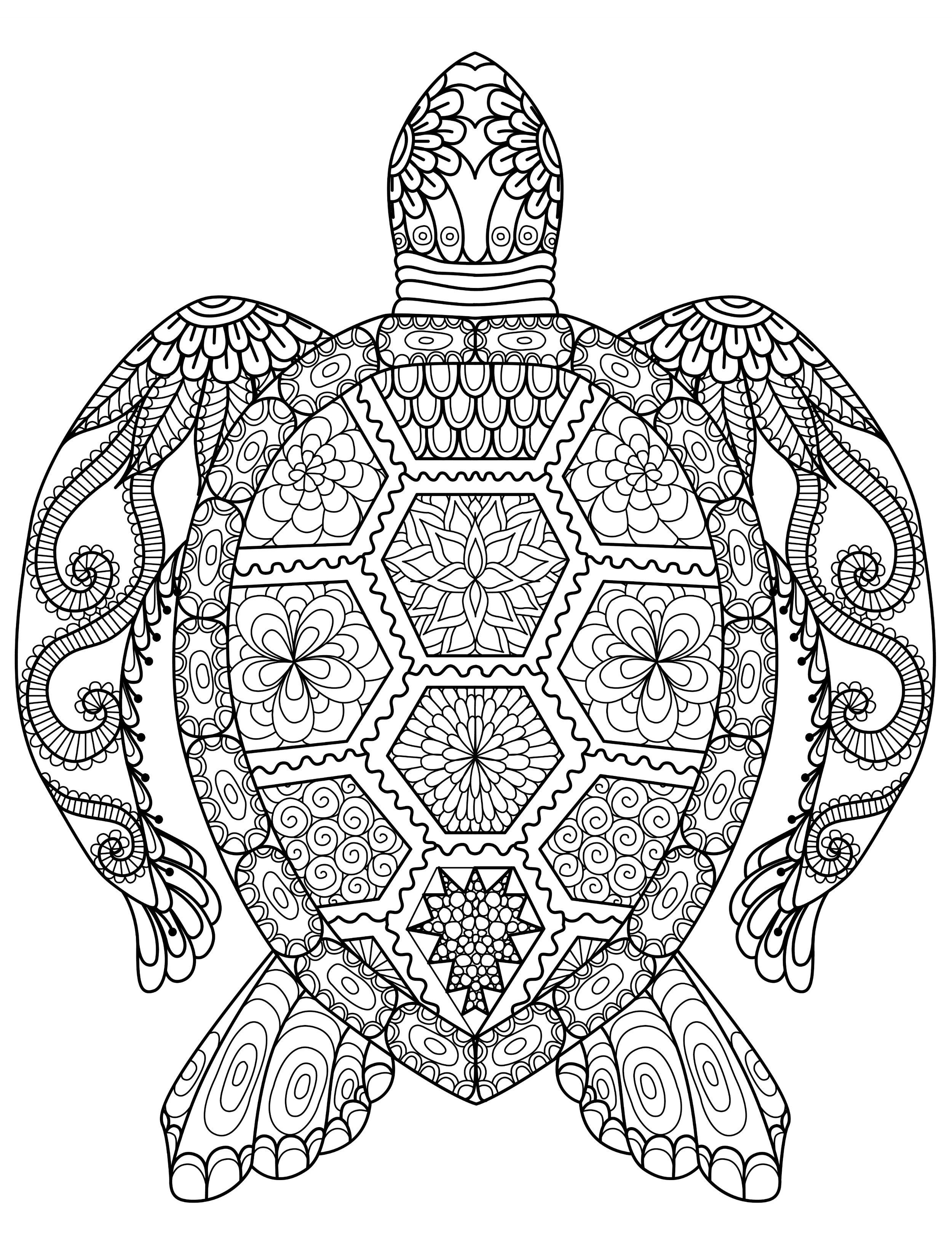 Coloring Pages Online For Adults Free At Getdrawings Free Download