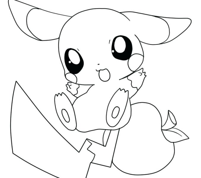 678x600 Pokemon Coloring Pages Online Enchanting Cute Coloring Pages