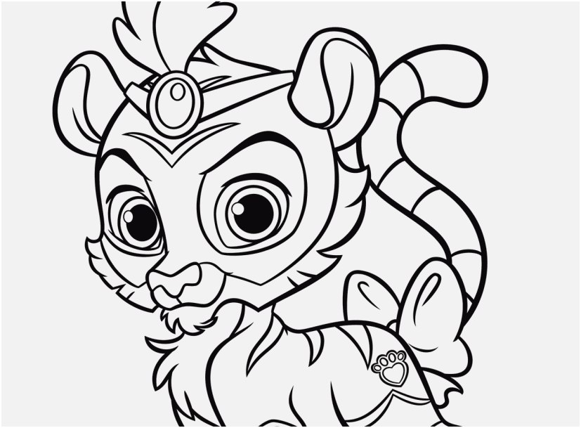 827x609 Pets Coloring Pages Gallery Coloring Page Palace Pets Coloring