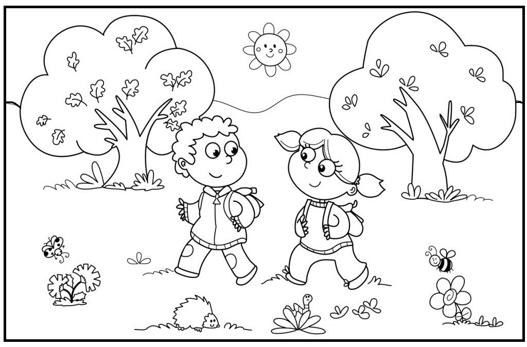 1024x674 Happy Spring In Park Spring Kids Net And Happy Spring