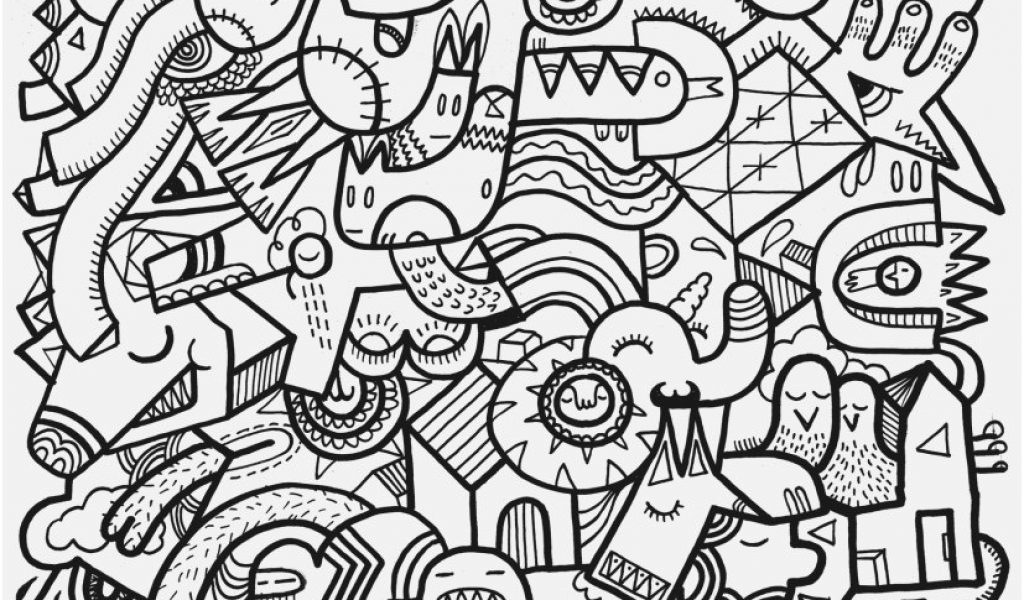 1024x600 Cool Design Coloring Pages To Print Shoot Abstract Design Coloring