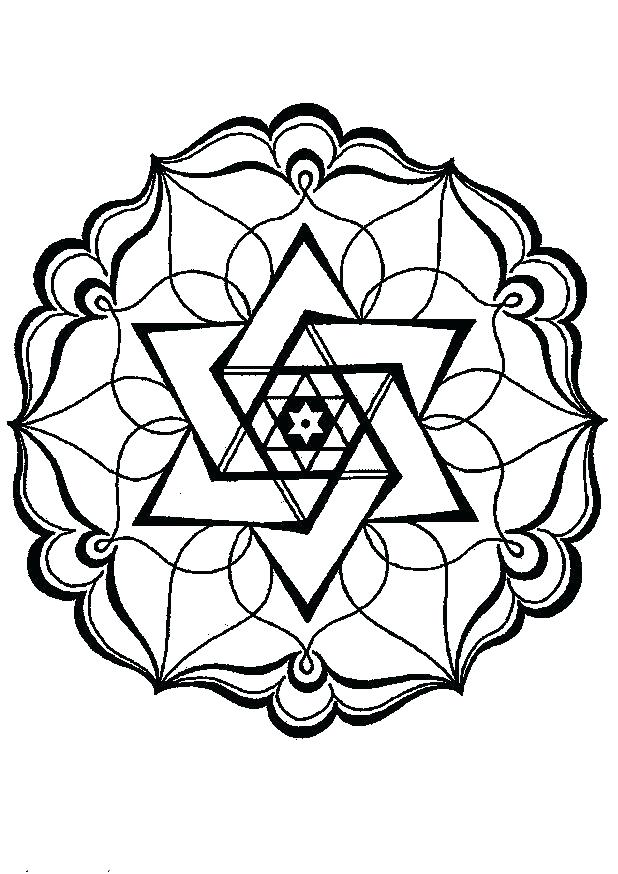 618x874 Geometric Patterns Coloring Pages Coloring Pages Of Patterns