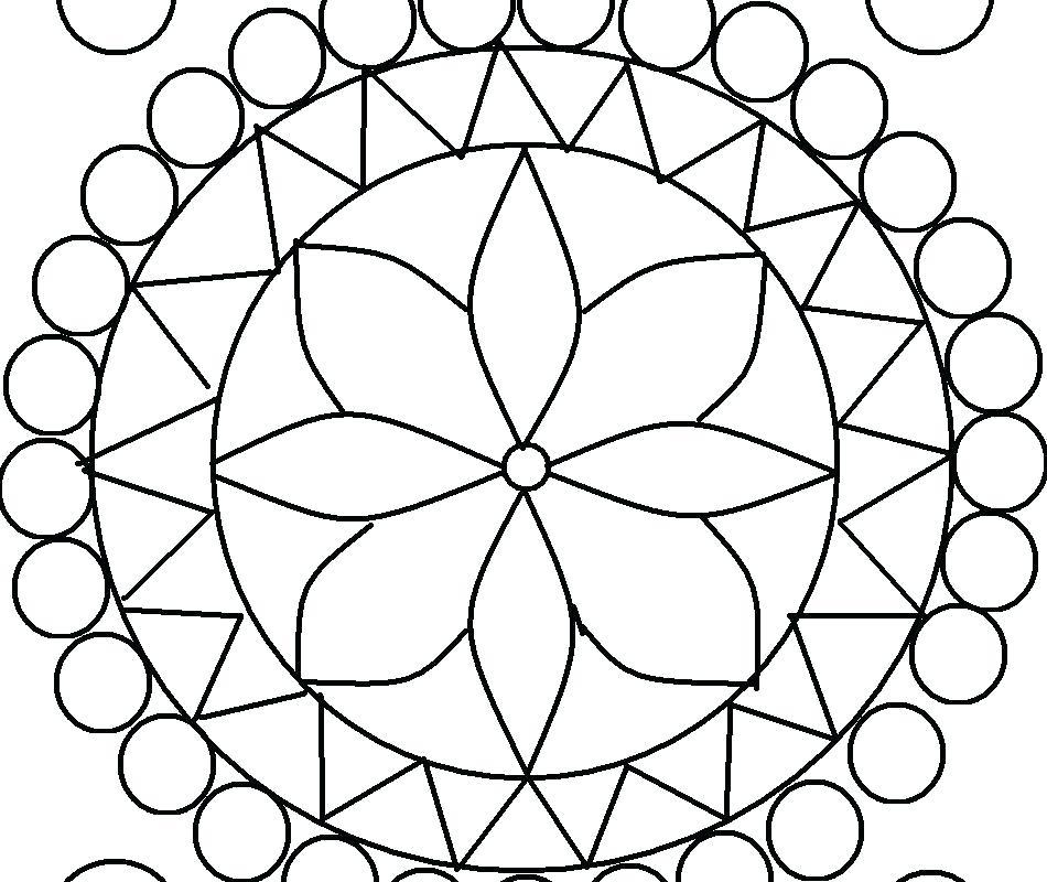 950x800 Rangoli Pattern Free Printables Free Coloring Pages Patterns