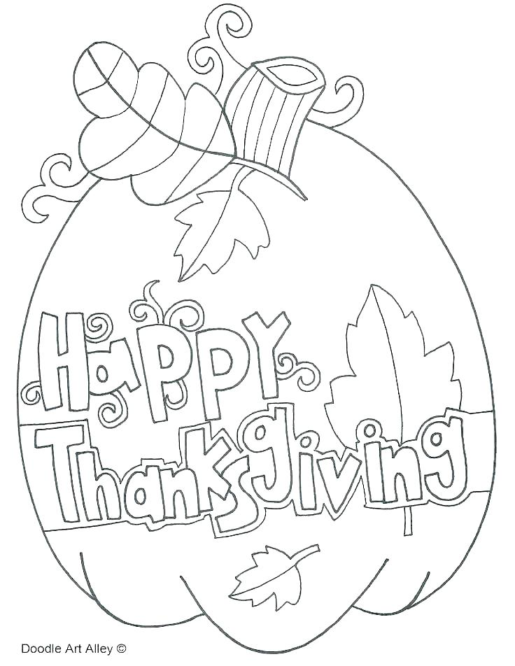 736x952 Thanksgiving Coloring Pages Pdf Icontent