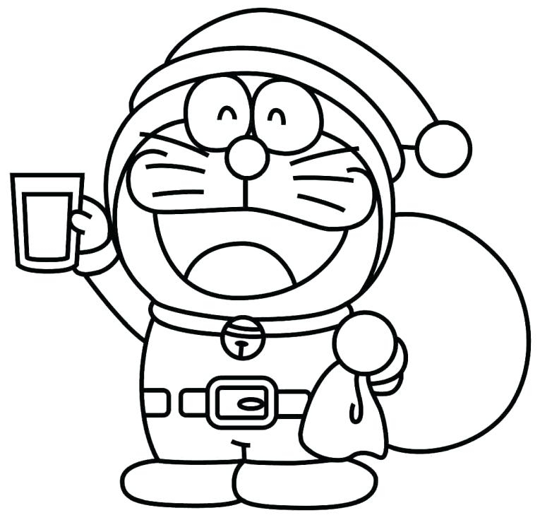 765x736 Doraemon Coloring Pages Coloring Pages For Doraemon Coloring Pages