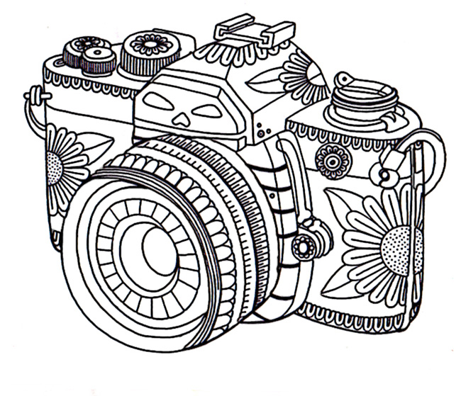 650x559 Free Printable Adult Coloring Pages Pdf