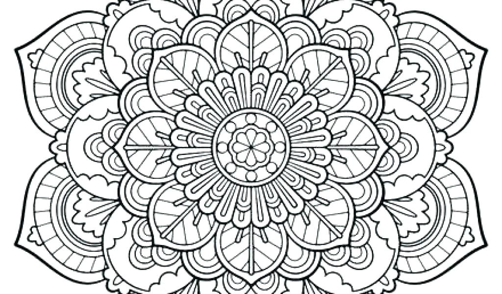 1024x600 Mandala Coloring Pages Pdf Animal Coloring Pages Animal Coloring
