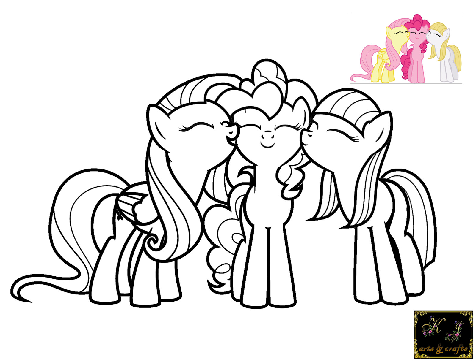 1600x1223 My Little Pony Coloring Pages Pinkie Pie Youtube Tearing Acpra