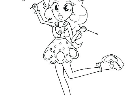 440x330 Pinkie Pie Coloring Page Pinkie Pie Coloring Pages Pinkie Pie