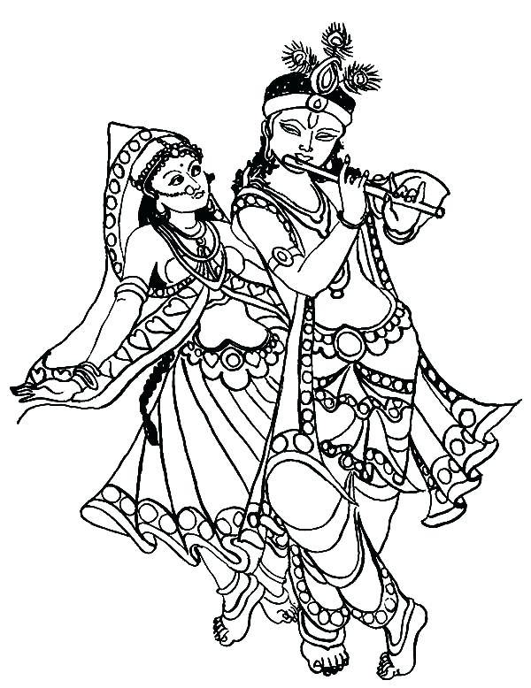 600x778 Flute Coloring Pages Play His Flute While Is Dancing Coloring