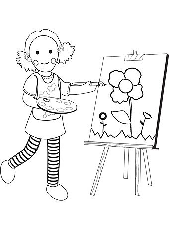 340x453 Play School Colouring Pages Coloring Pages
