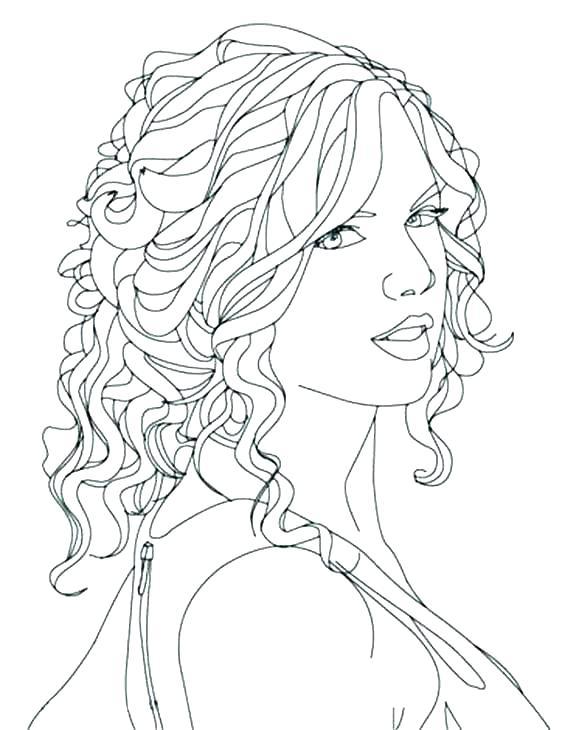 565x730 Self Portrait Coloring Page Artist Coloring Pages Self Portrait
