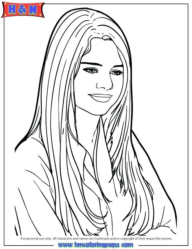 670x867 Self Portrait Coloring Page Unique Self Portrait Coloring Page