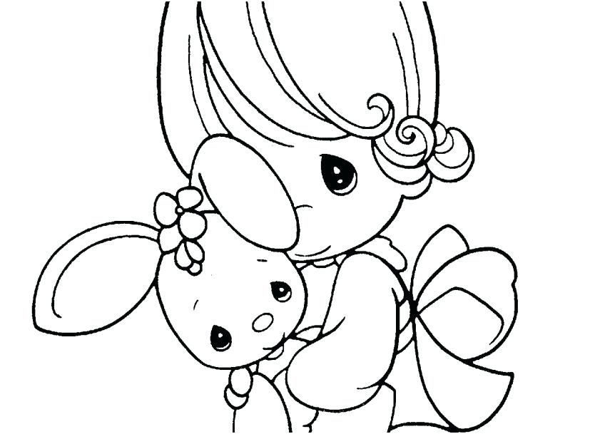 827x609 Precious Moments Printable Coloring Pages Precious Moments