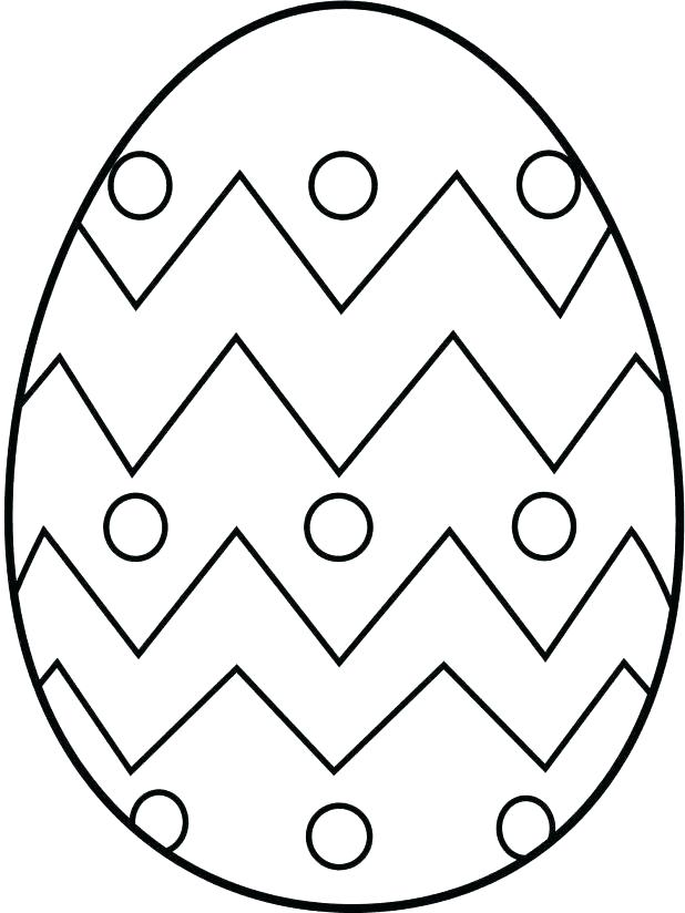 618x824 Easter Coloring Pages Easy New