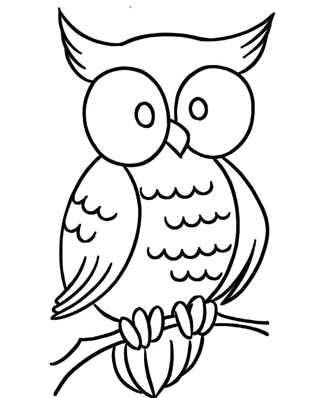 670x820 Simple Halloween Coloring Pages Easy Coloring Pictures Easy Animal