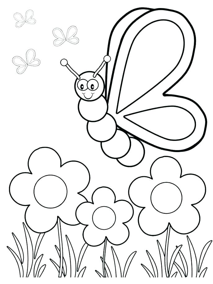 687x917 Coloring Pages Printable Easy Coloring Pages Easy Egg Coloring