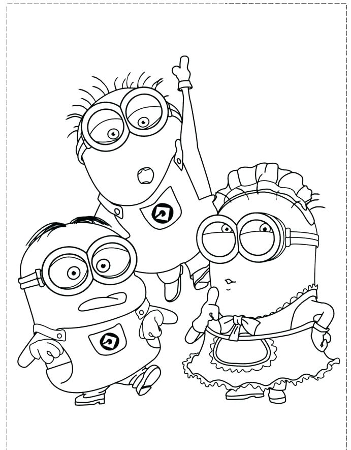 691x885 Boys Coloring Pages