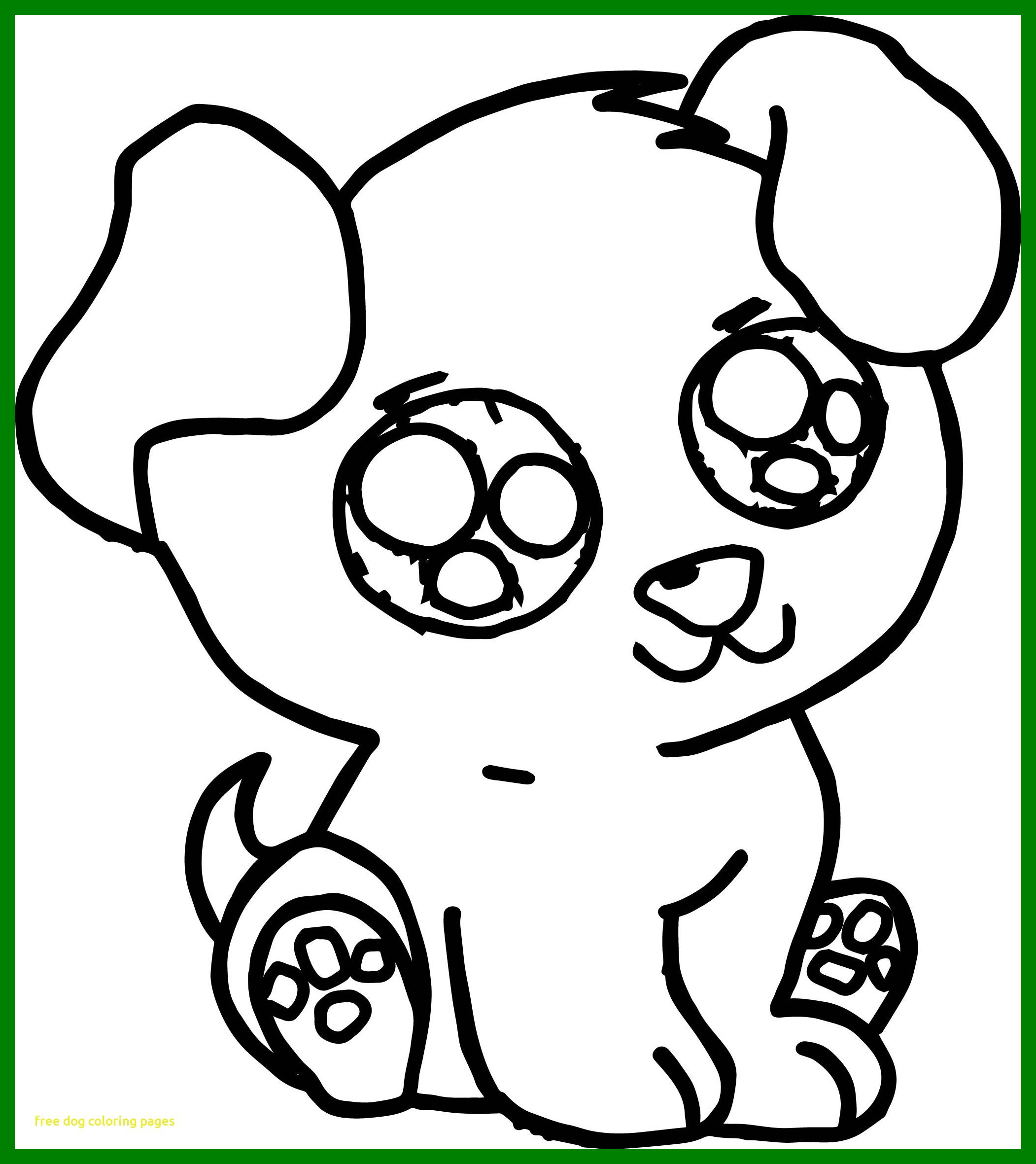 Coloring Pages Puppies Printables