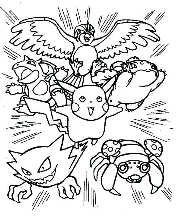 600x717 Ash Ketchum Coloring Pages Hard Coloring Pages Weekly Printable