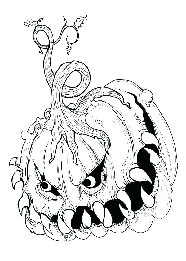 600x840 Scary Dragon Coloring Pages Scary Coloring Pictures Cool Coloring