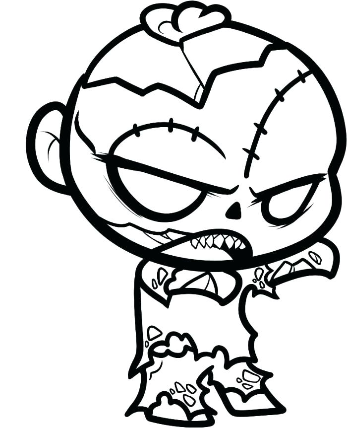 700x862 Scary Coloring Pages Creepy Coloring Pages Scary People Coloring
