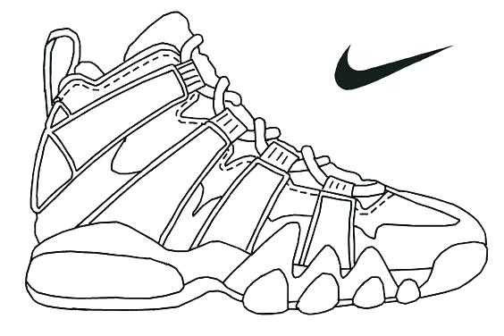 564x376 Shoe Printable Luxury Coloring Pages Kids Shoes Images Pictures