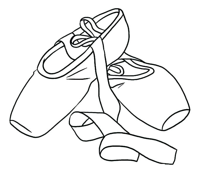 690x601 Shoes Coloring Pages Printable For Sweet Page Printable Printable
