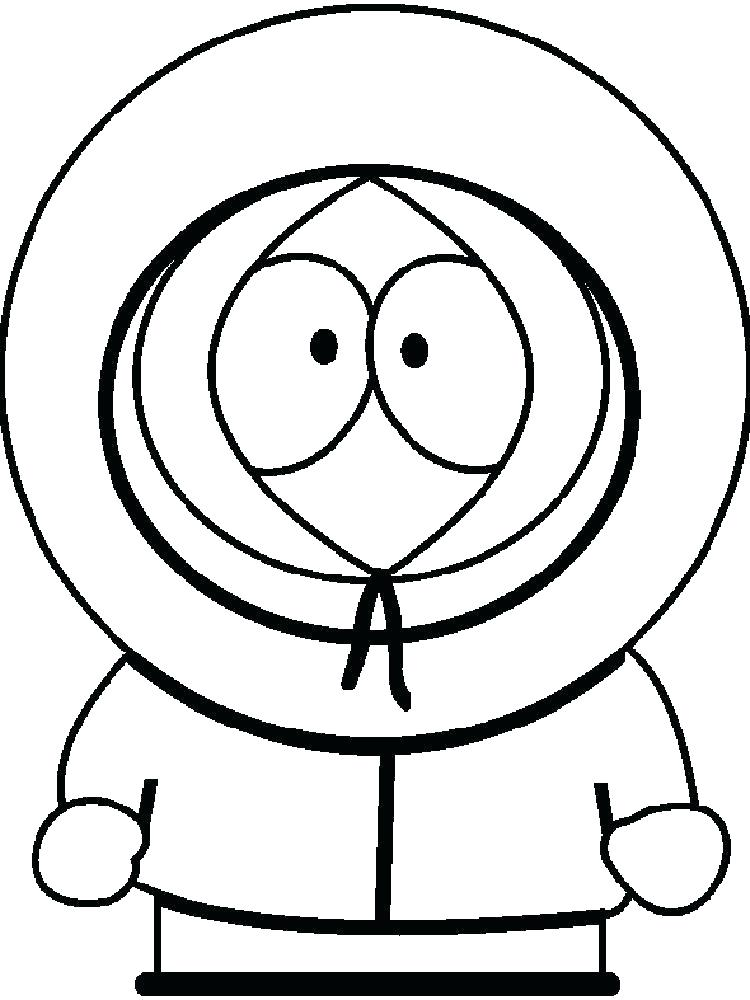 750x1000 South Park Coloring Pages To Print Vanda