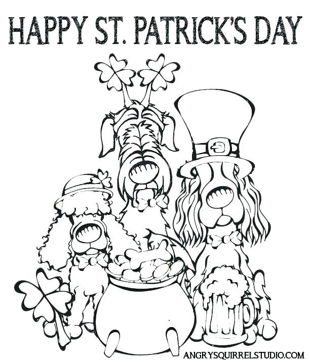 612x720 Saint Day Coloring Pages Saint Day Coloring Pages St Patrick Day