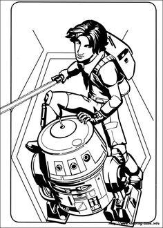 236x330 Printable Coloring Pages Star Wars Rebels, Star Wars Coloring
