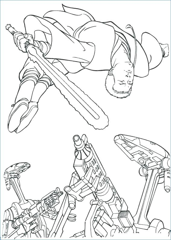 567x794 Star Wars Clone Wars Coloring Pages Star Wars Clone Wars Coloring