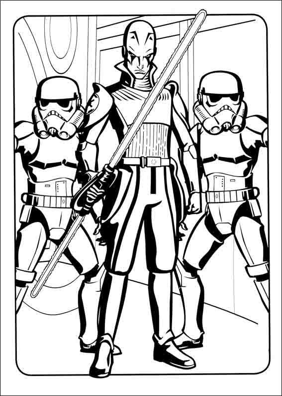 567x794 Star Wars Rebels Coloring Pages Free Coloring Pages