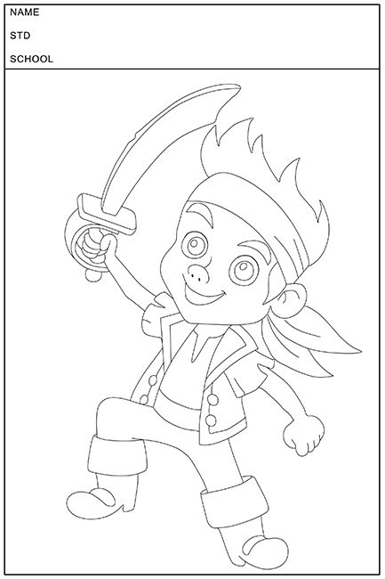 Coloring Pages Students