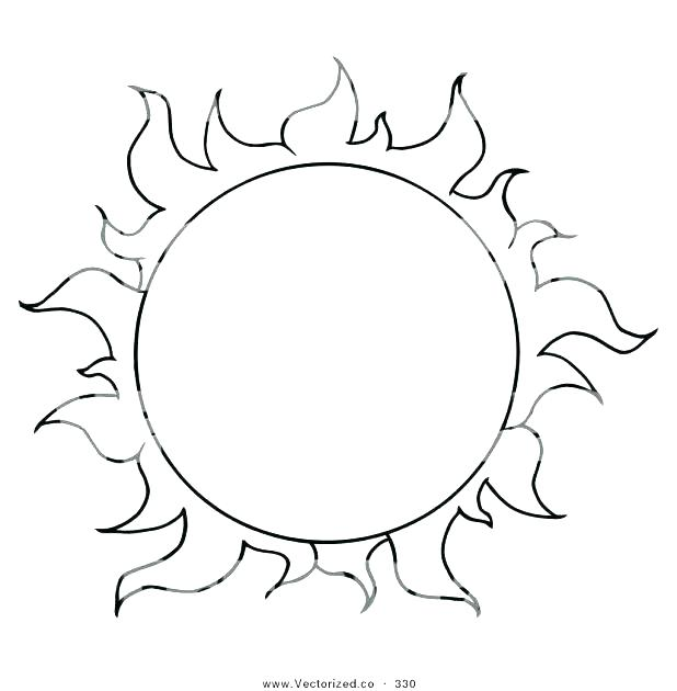 618x630 Sun Colouring Pages Beautiful Sun Coloring Pages On Coloring Pages