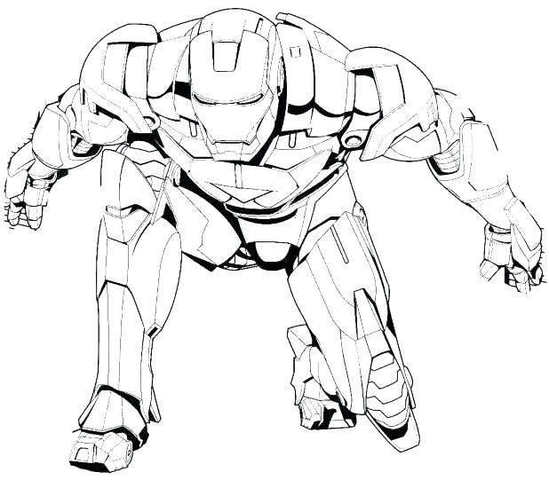 Coloring Pages Superheroes Printables At Getdrawings Com Free For