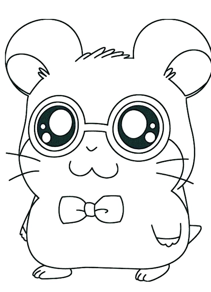 Coloring Pages That Are Cute