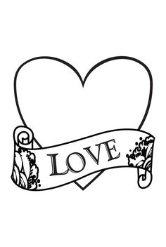 236x352 I Love You Coloring Pages Love And Hearts Coloring Pages
