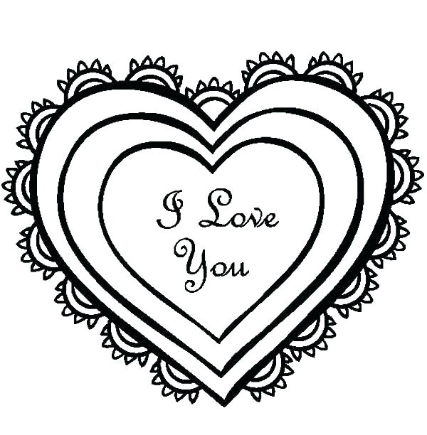 600x612 Precious Moments Love Coloring Pages Printable Love You Coloring