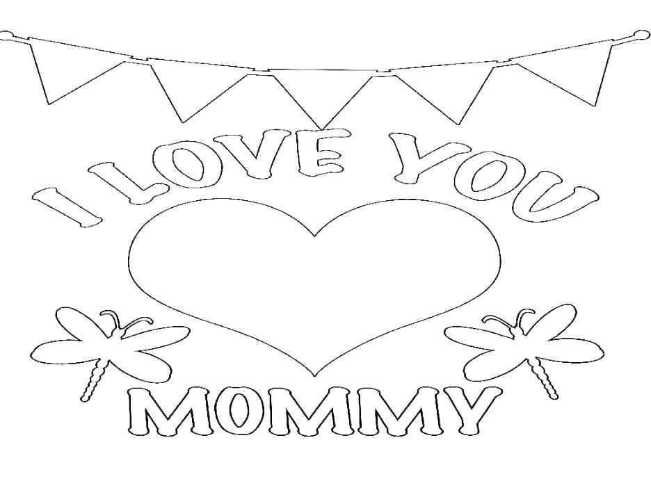 936x702 Love You Coloring Pages